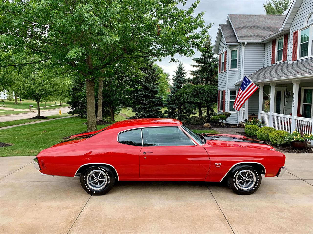 Large Picture of '70 Chevelle SS - QK1G