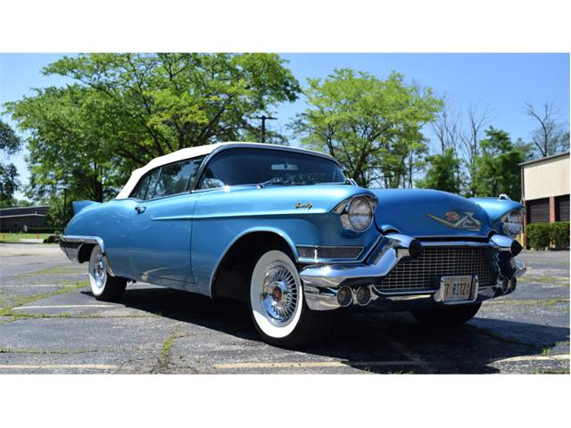 Picture of Classic '57 Eldorado Biarritz - $200,000.00 Offered by  - QK1I
