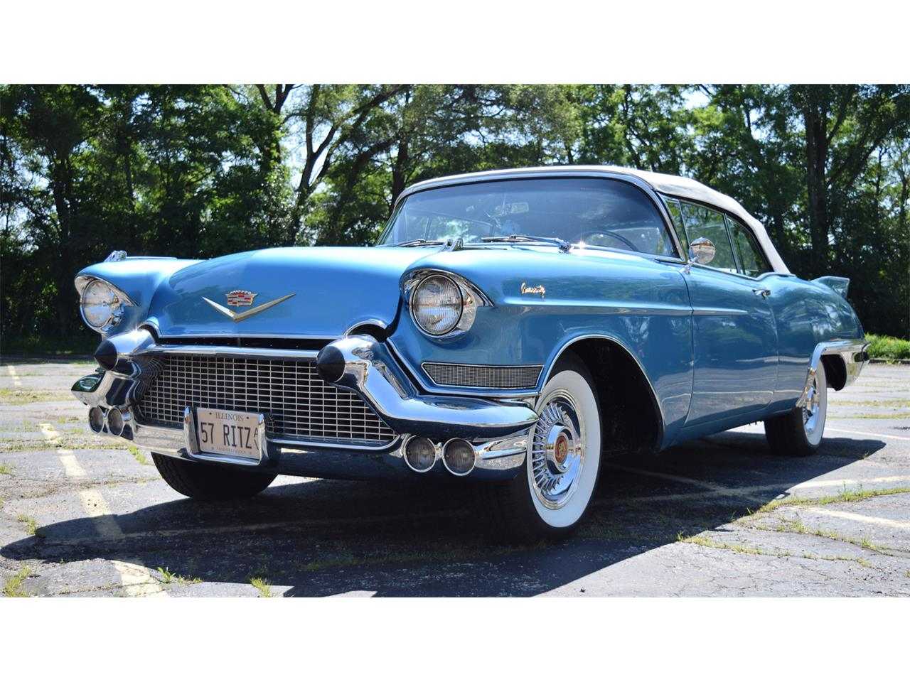 Large Picture of '57 Eldorado Biarritz - QK1I