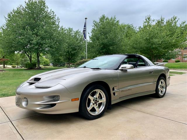 Picture of '00 Firebird Trans Am WS6 - QK1L