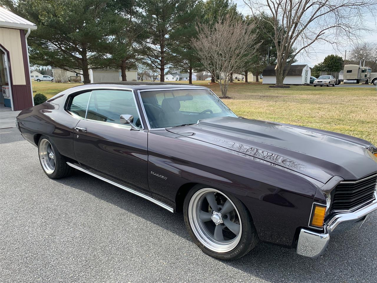 Large Picture of Classic '72 Chevrolet Chevelle Malibu located in Ridgely Maryland - QK1N