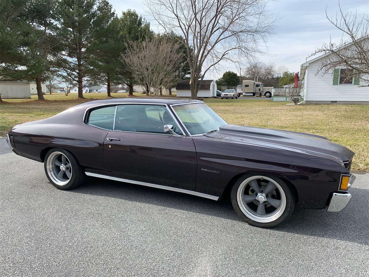 Large Picture of Classic 1972 Chevrolet Chevelle Malibu located in Ridgely Maryland Offered by a Private Seller - QK1N