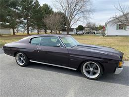Picture of '72 Chevrolet Chevelle Malibu located in Ridgely Maryland Offered by a Private Seller - QK1N