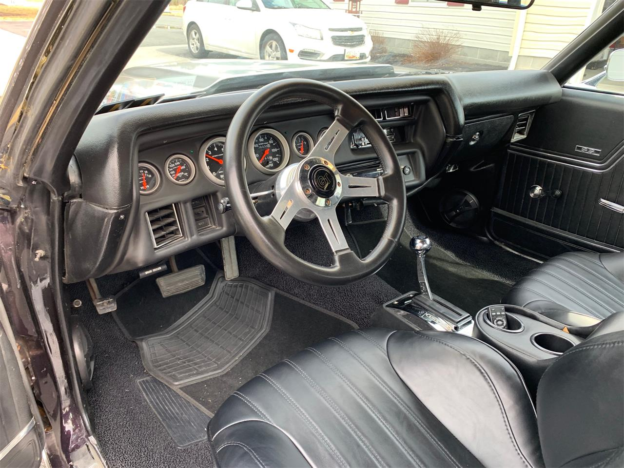 Large Picture of 1972 Chevrolet Chevelle Malibu located in Ridgely Maryland Offered by a Private Seller - QK1N