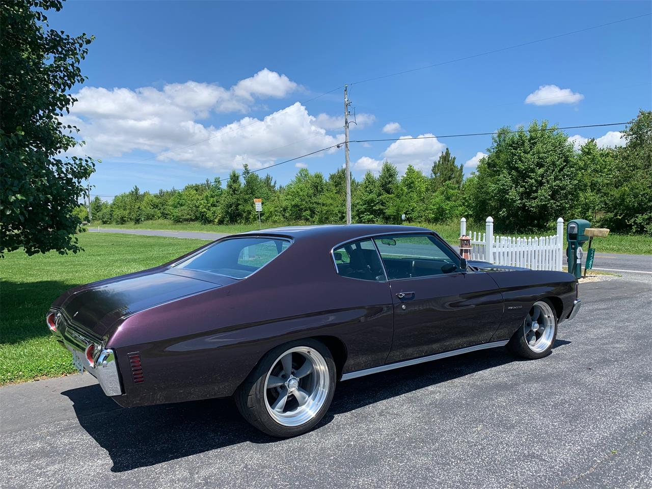 Large Picture of Classic 1972 Chevelle Malibu Offered by a Private Seller - QK1N