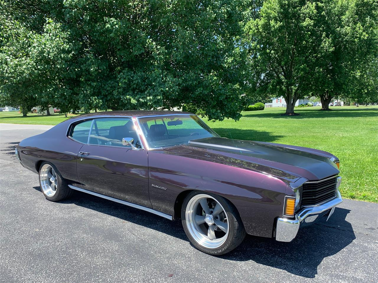 Large Picture of 1972 Chevrolet Chevelle Malibu located in Ridgely Maryland - $27,500.00 - QK1N