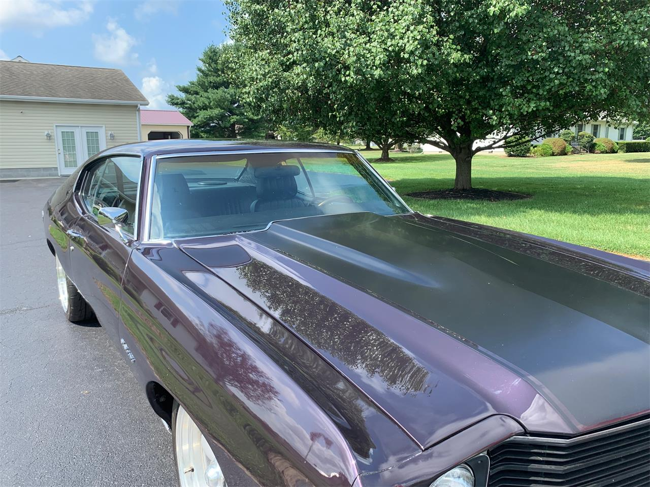 Large Picture of Classic 1972 Chevelle Malibu - $27,500.00 - QK1N