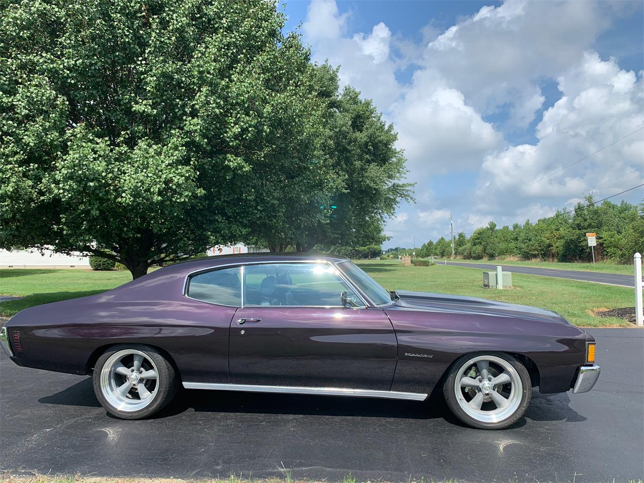 Large Picture of '72 Chevrolet Chevelle Malibu located in Maryland - $27,500.00 Offered by a Private Seller - QK1N