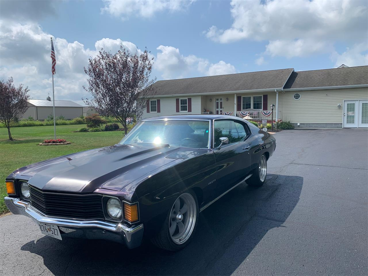Large Picture of 1972 Chevrolet Chevelle Malibu Offered by a Private Seller - QK1N