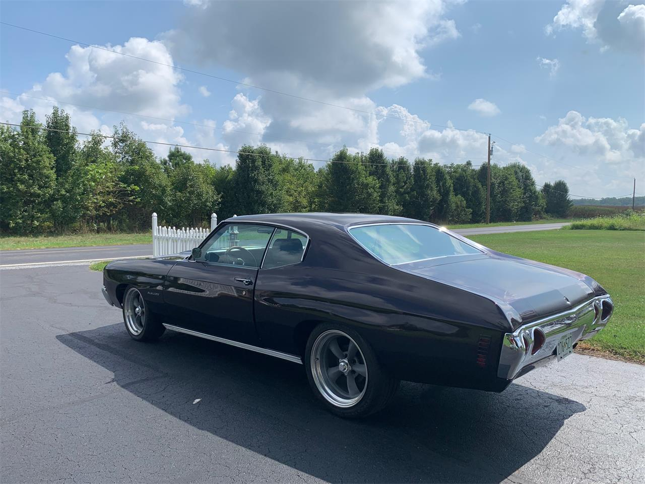 Large Picture of Classic 1972 Chevrolet Chevelle Malibu located in Maryland Offered by a Private Seller - QK1N