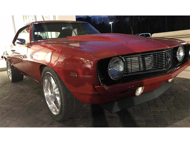 Picture of Classic 1969 Camaro Z28 located in North Carolina Offered by a Private Seller - QK1P
