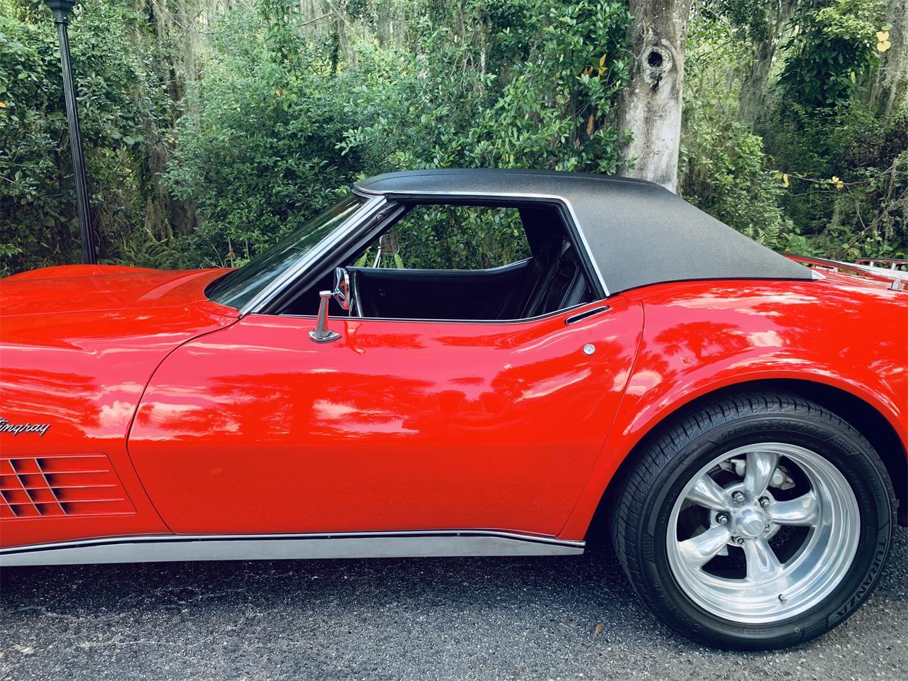 Large Picture of '70 Corvette - QK1R