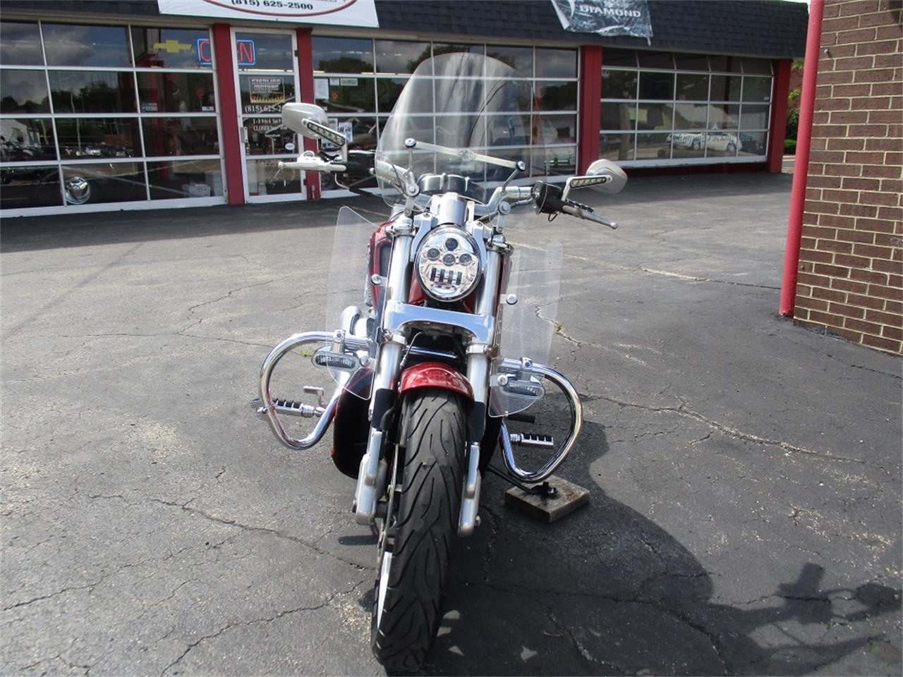 Large Picture of '09 Motorcycle - QK1T