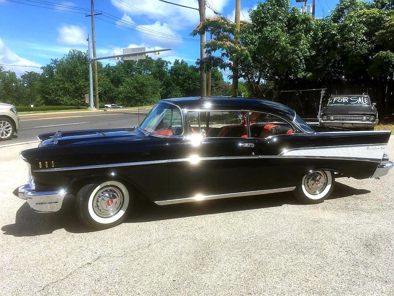 Large Picture of '57 Bel Air - QK20