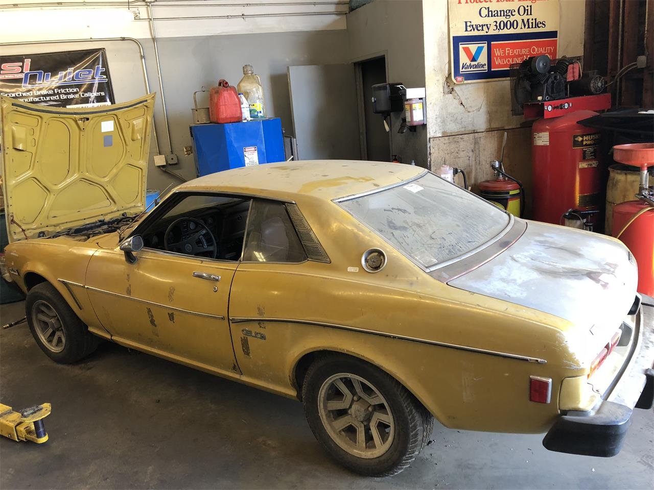 Large Picture of 1976 Toyota Celica Offered by a Private Seller - QK22
