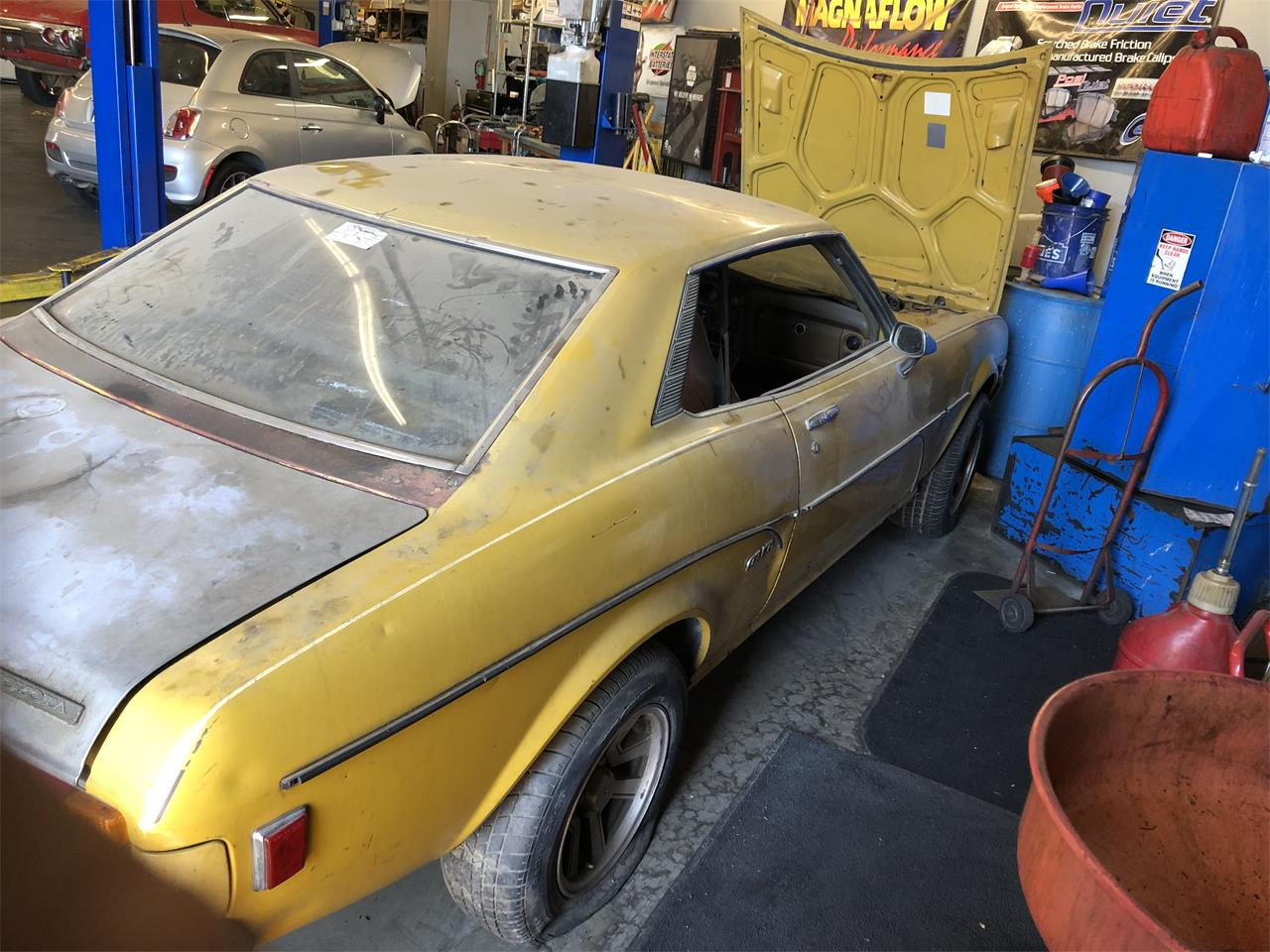 Large Picture of '76 Toyota Celica Offered by a Private Seller - QK22
