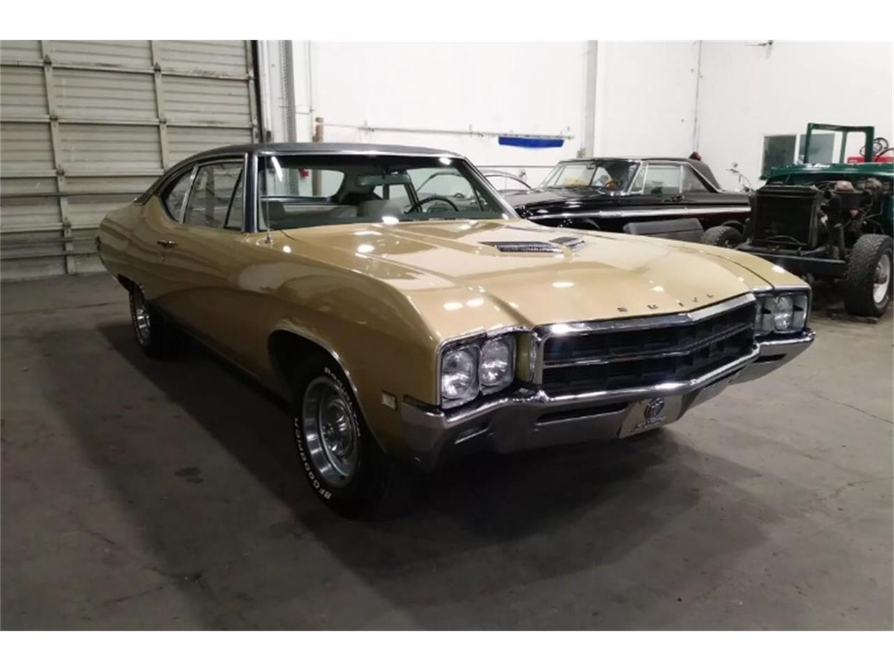 Large Picture of '69 Skylark - QK2A