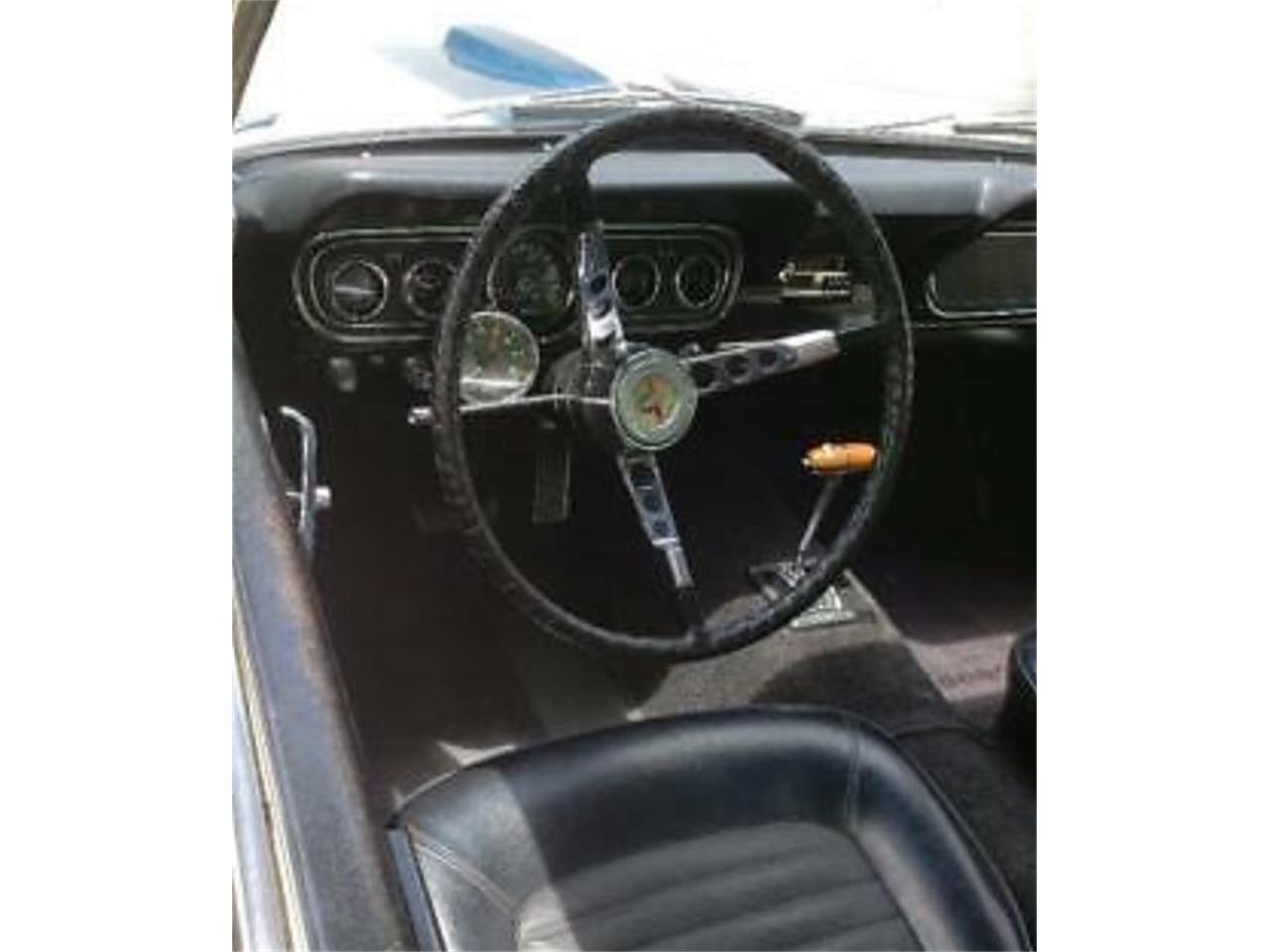 Large Picture of '66 Mustang - QK2C