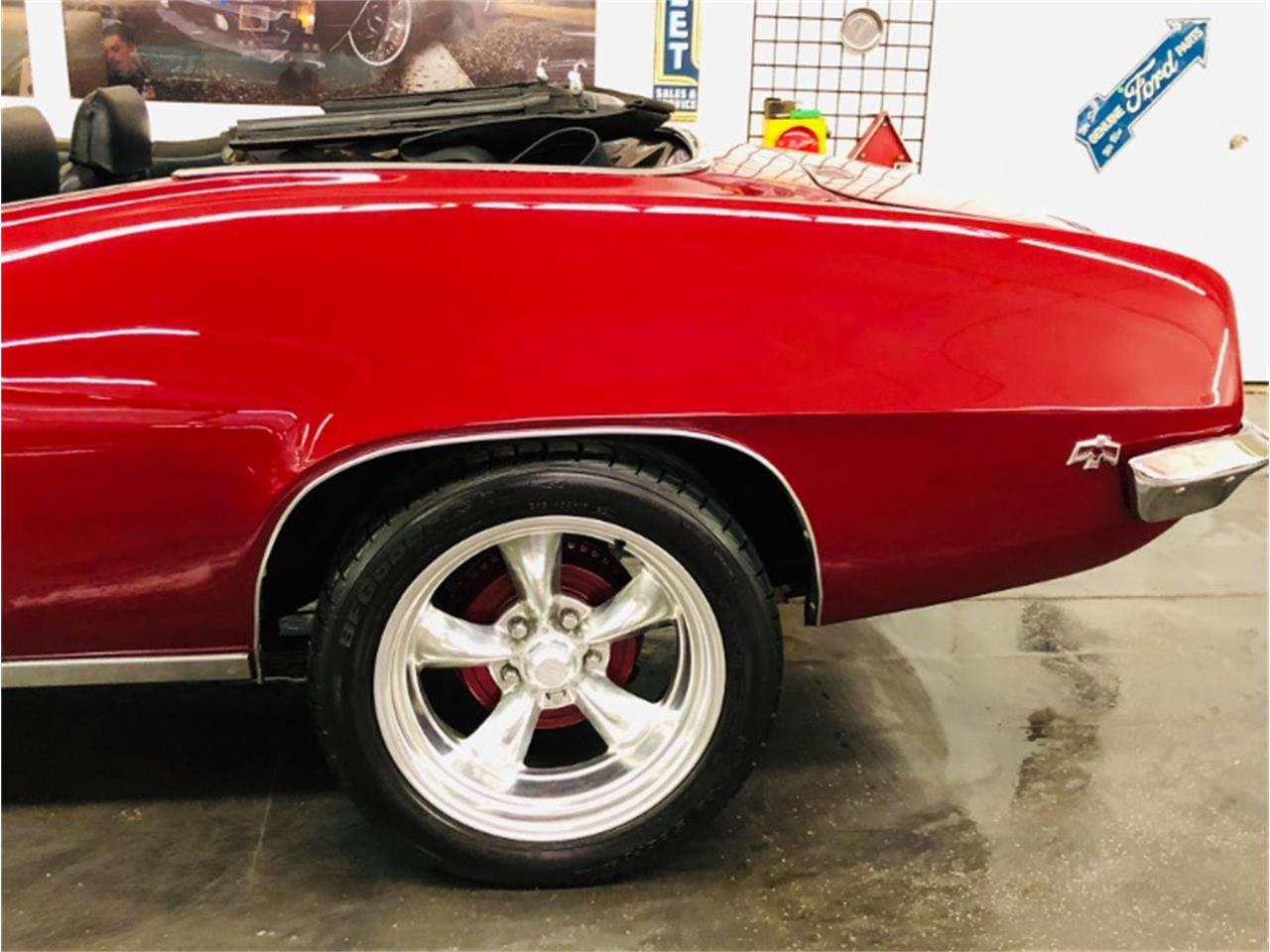 Large Picture of '69 Firebird - QK2D