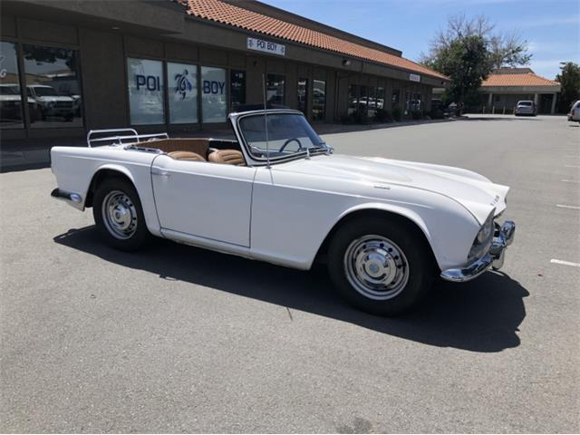 Picture of '64 TR4 - QK2R