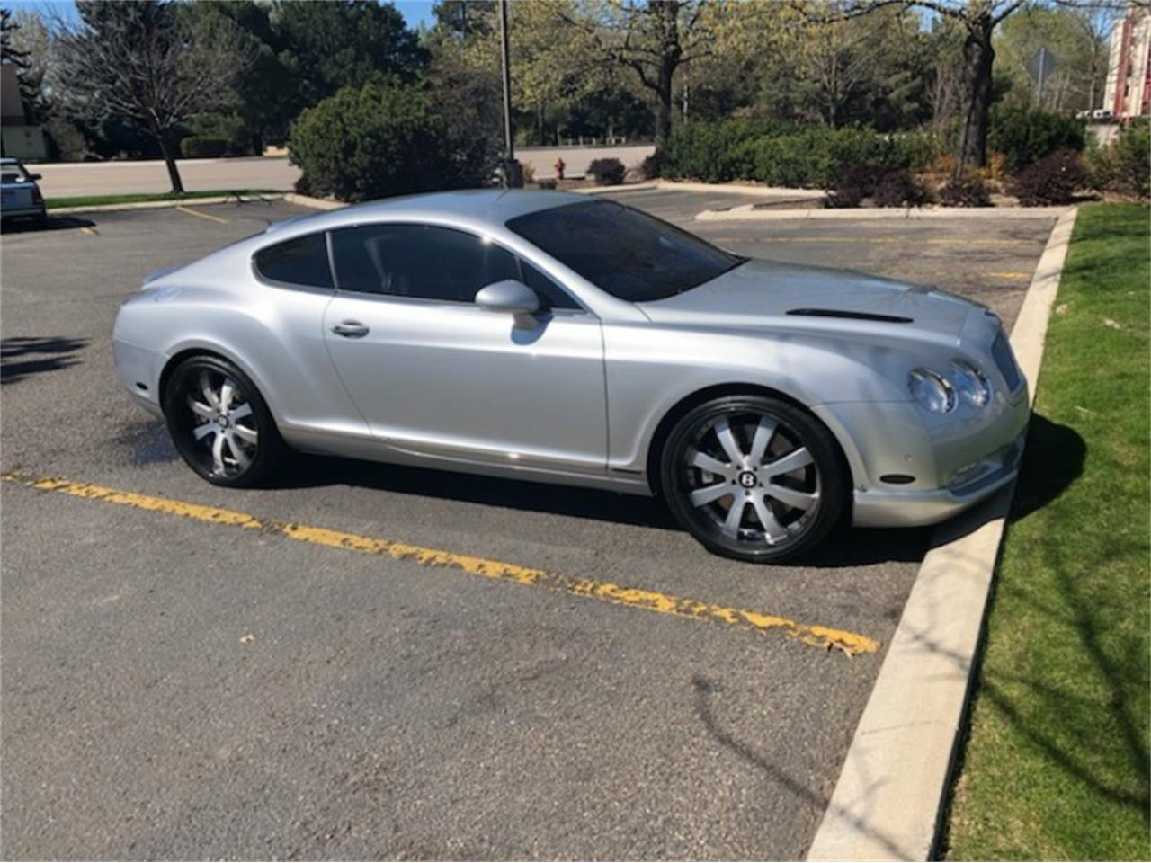 Large Picture of '05 Continental - QK2U