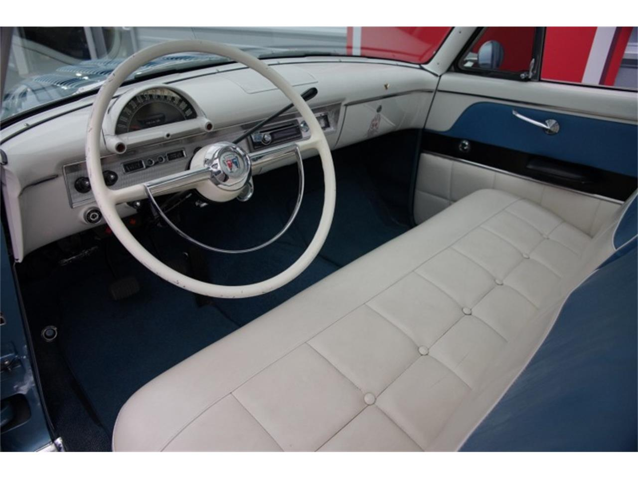 Large Picture of Classic '54 Crestline located in Nevada Auction Vehicle Offered by Motorsport Auction Group - QK31