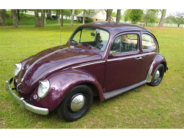 Picture of '60 Volkswagen Beetle Auction Vehicle - QDRY