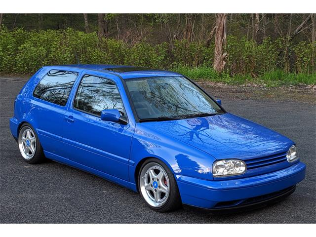 Picture of '97 Volkswagen Golf located in Connecticut - QK3M