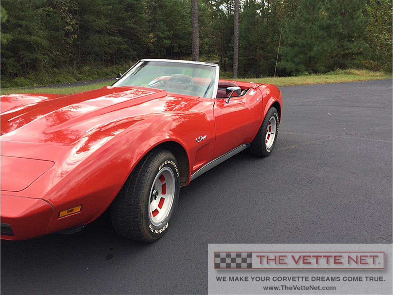 Large Picture of '75 Corvette - QK3Z