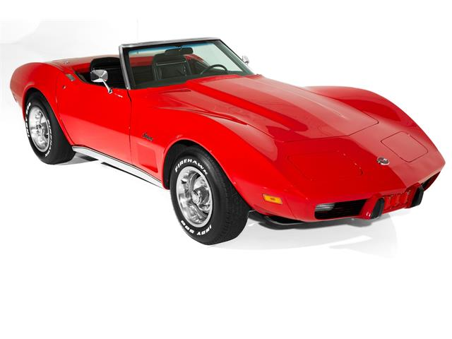 Picture of '75 Chevrolet Corvette located in Iowa Offered by  - QK40