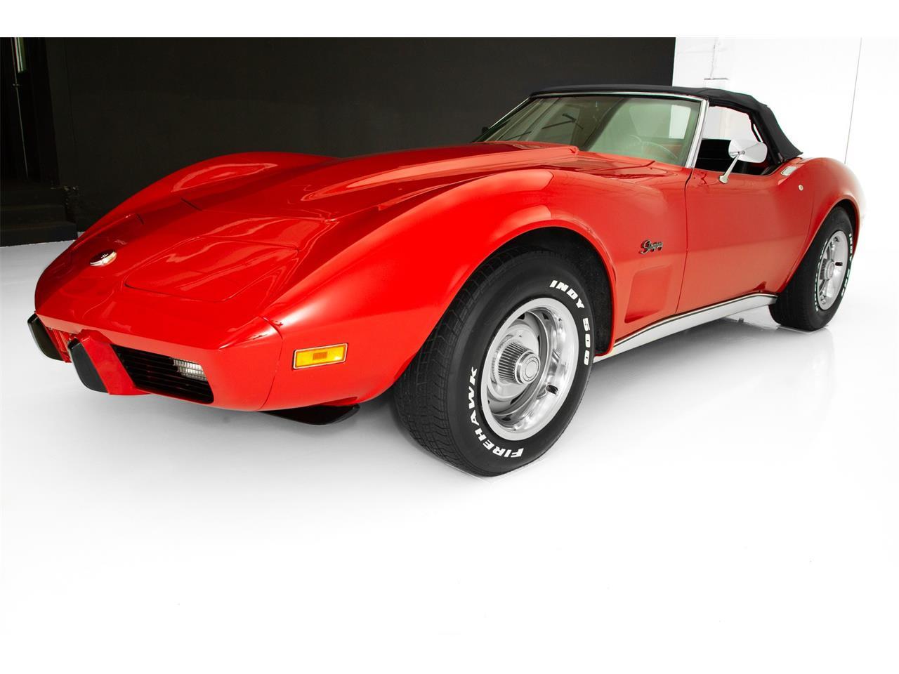 Large Picture of '75 Corvette - QK40