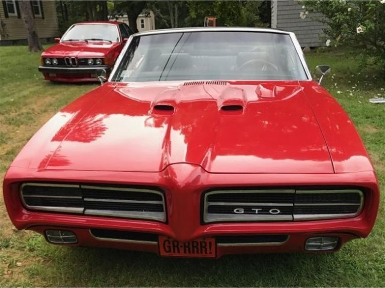 large picture of '69 gto - qk46