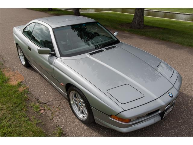 Picture of '95 8 Series - QK4A