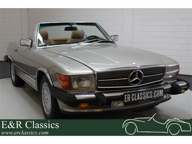 Picture of '86 SL-Class - QK4H