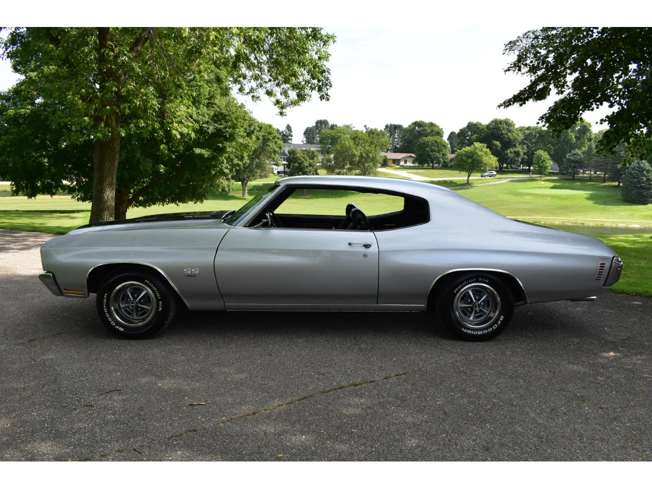 Large Picture of '70 Chevelle Malibu SS - QK4Y