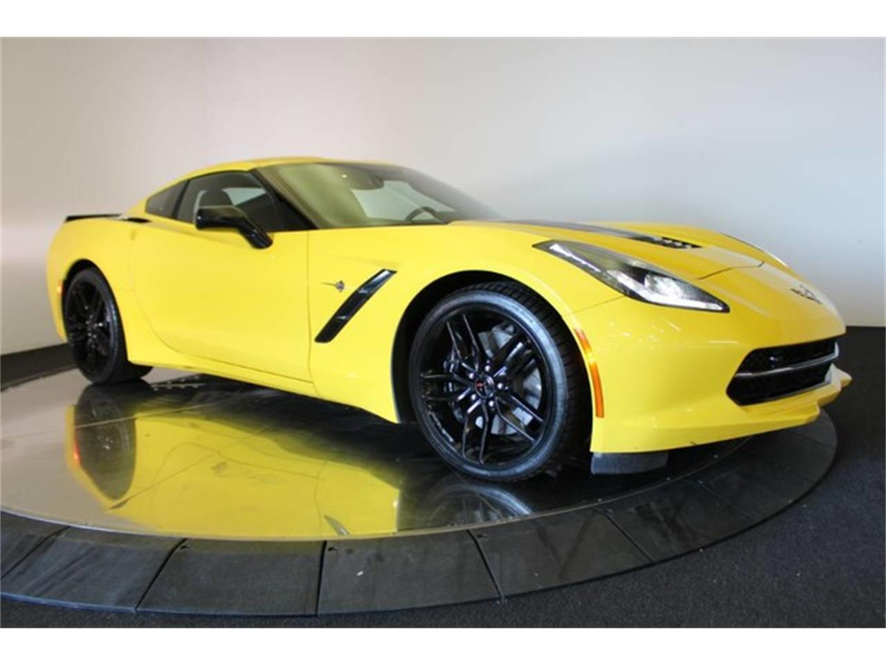Large Picture of 2018 Corvette Offered by DC Motors - QK51