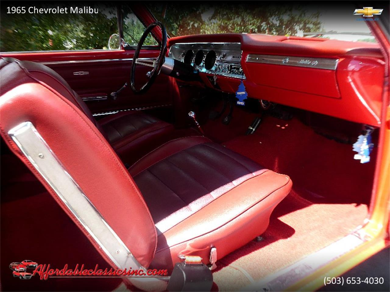 Large Picture of '65 Malibu - QK56