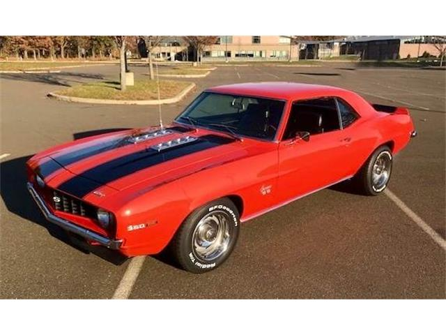 Picture of 1969 Chevrolet Camaro Offered by  - QK5B