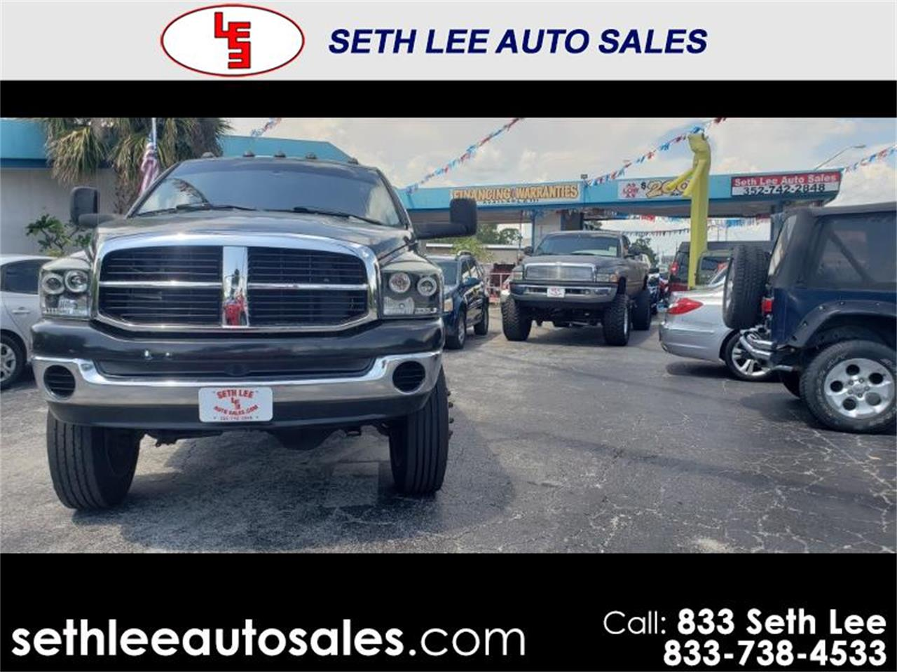 Large Picture of '07 Ram - QK5G