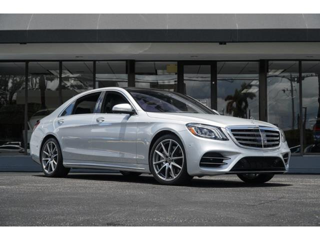 Picture of 2018 Mercedes-Benz S-Class located in Florida - $91,900.00 Offered by  - QK5W