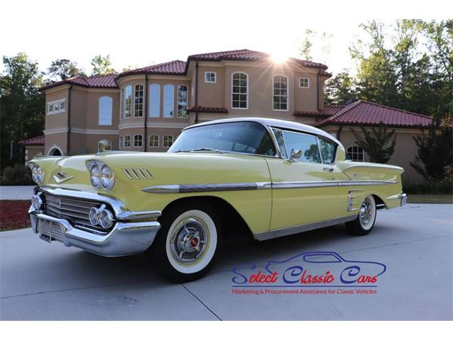 Picture of '58 Impala - QDS7