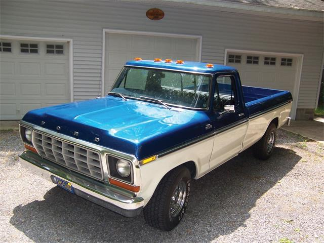 Picture of '78 Ford F150 located in Auburn Indiana - QK61