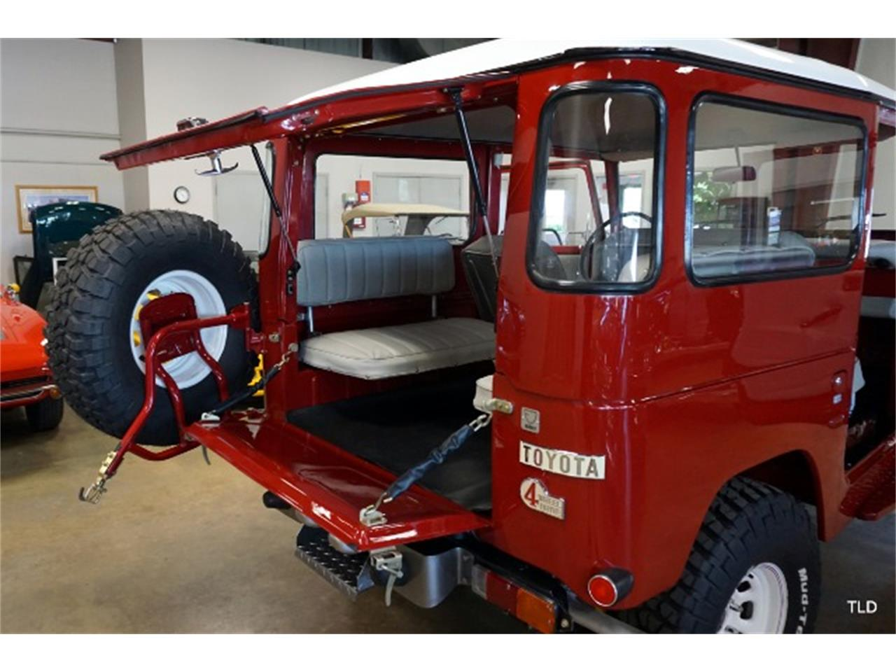 Large Picture of 1978 Land Cruiser FJ located in Chicago Illinois Offered by The Last Detail - QK64