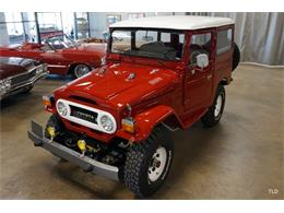 Picture of 1978 Toyota Land Cruiser FJ located in Illinois Offered by The Last Detail - QK64