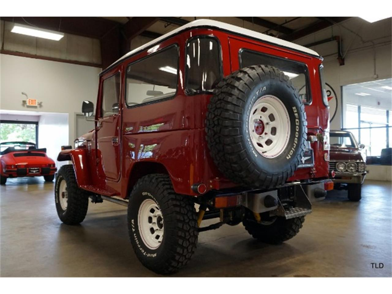 Large Picture of 1978 Toyota Land Cruiser FJ located in Illinois - $42,000.00 Offered by The Last Detail - QK64