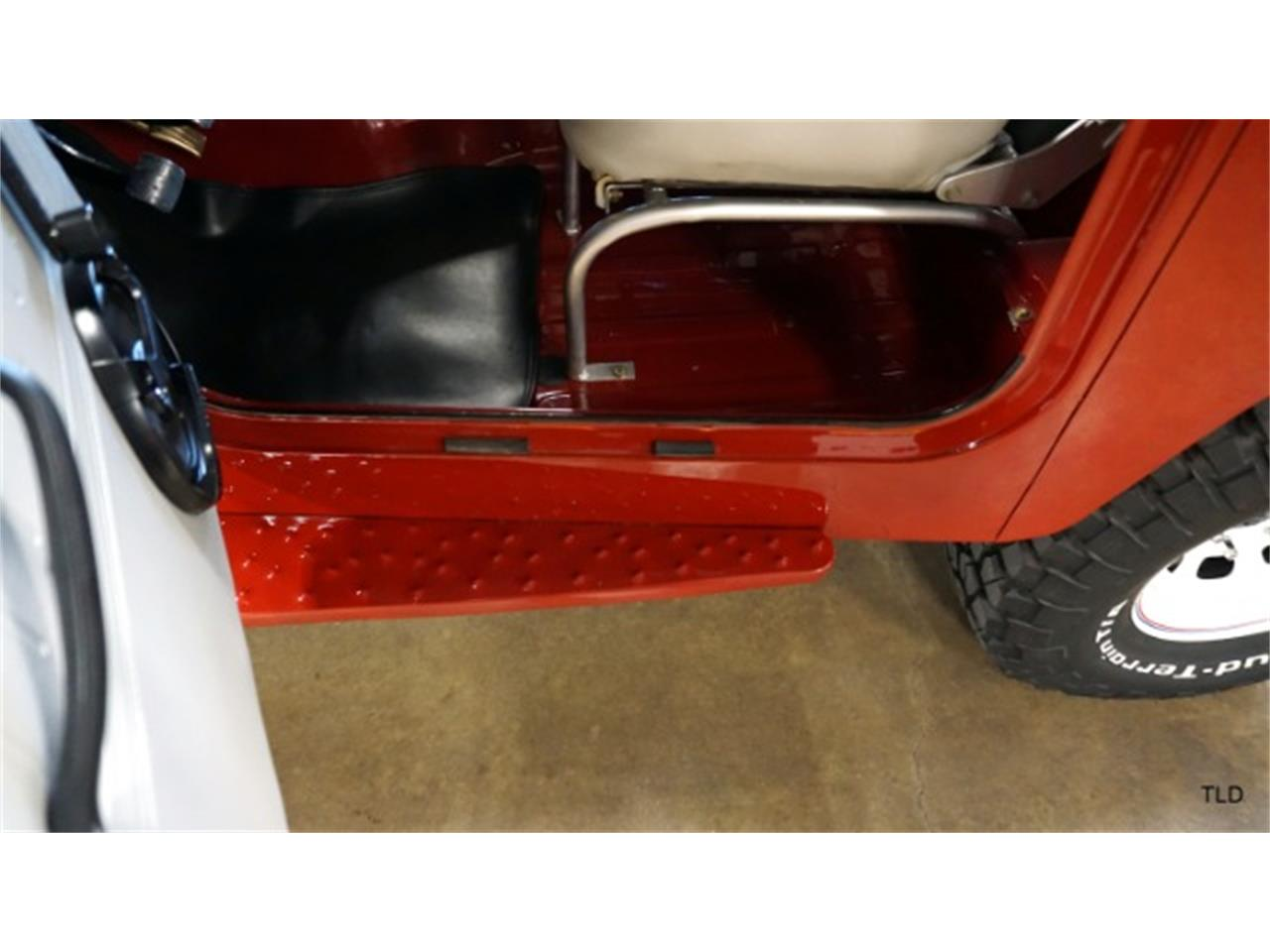 Large Picture of '78 Toyota Land Cruiser FJ located in Illinois Offered by The Last Detail - QK64