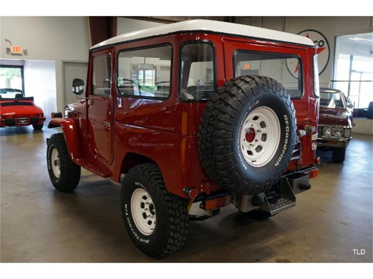 Large Picture of '78 Land Cruiser FJ located in Illinois - $42,000.00 Offered by The Last Detail - QK64