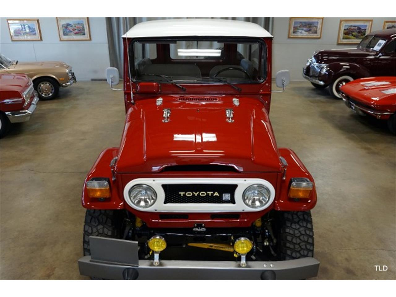 Large Picture of '78 Land Cruiser FJ located in Chicago Illinois - QK64