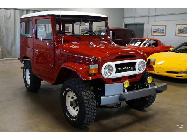 Picture of '78 Land Cruiser FJ - QK64