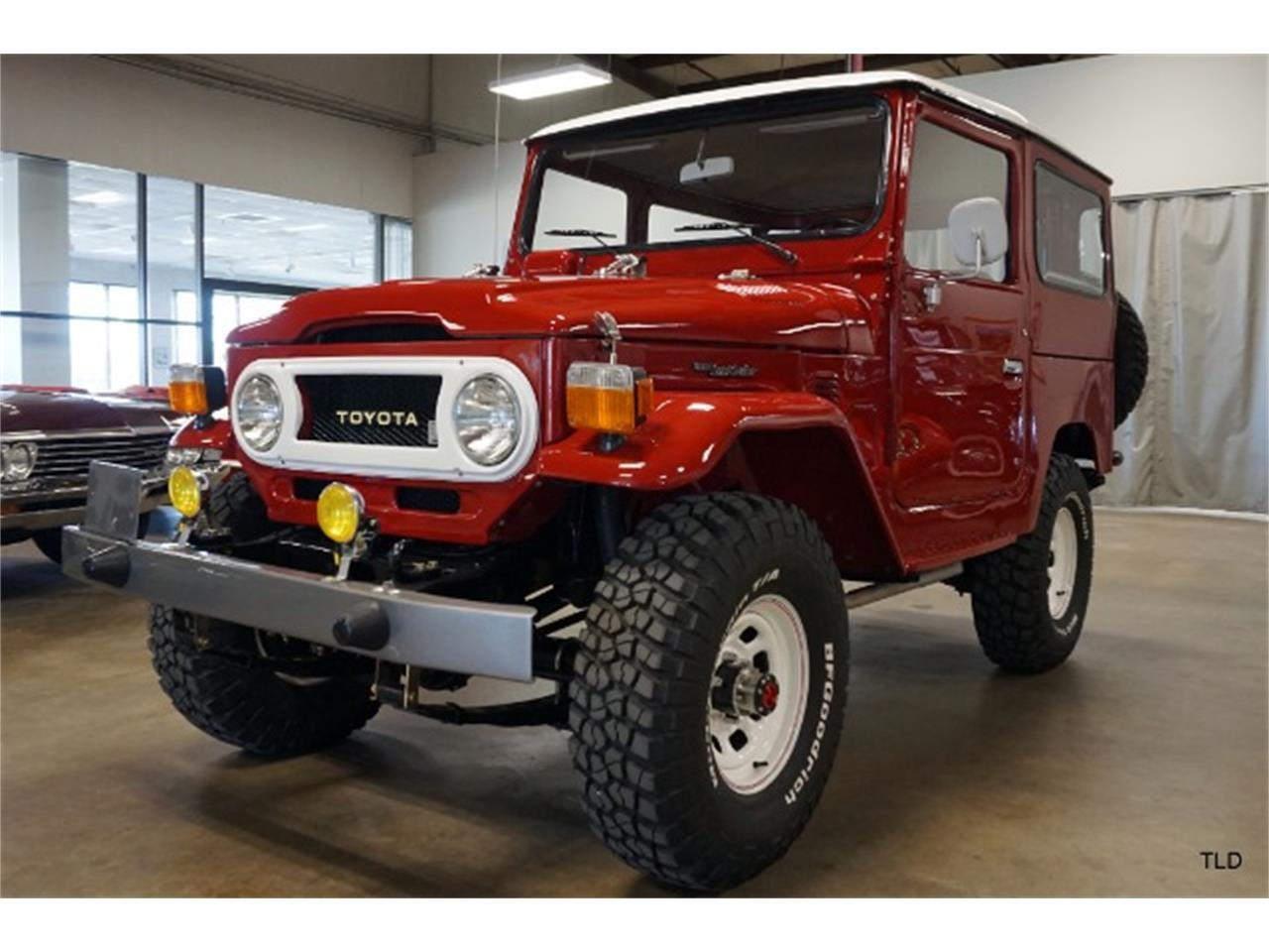 Large Picture of 1978 Toyota Land Cruiser FJ Offered by The Last Detail - QK64